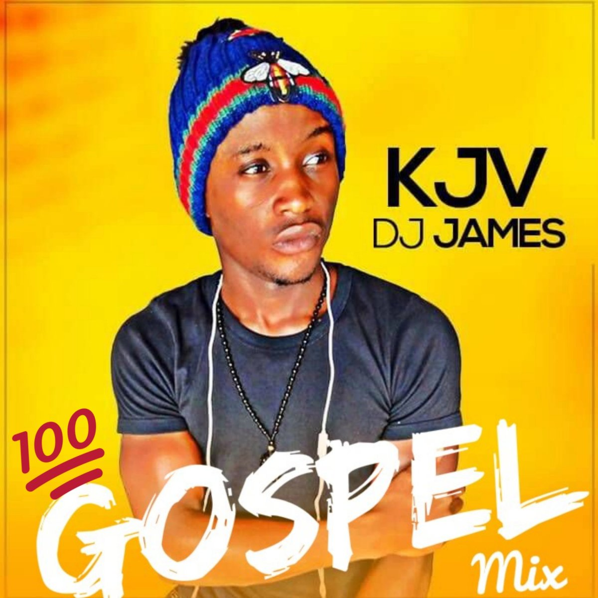 "GOSPEL MIXTAPE: KJV DJ James - ""100% Worship Mix"""